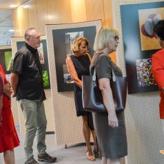 FOTO: Fotoklub Murska Sobota pripravil novo razstavo
