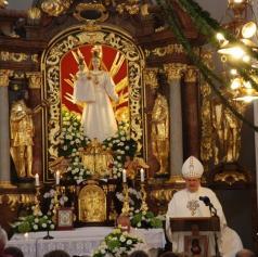 Verniki danes praznujejo največji Marijin praznik