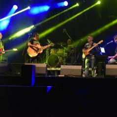 FOTO: Leteči odred odprl začetek festivalskega dogajanja v Lendavi