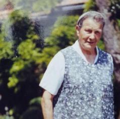 91-letno Frančiško našli živo