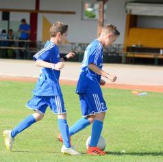 FOTO: V Črenšovcih potekal prvi Fairplay masters turnir U13