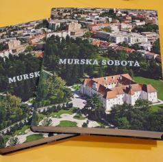 FOTO: Mestna občina Murska Sobota izdala novo monografijo