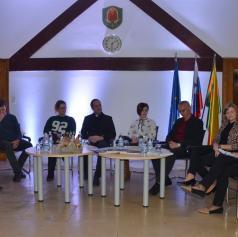 FOTO: V Turnišču predstavili prvi zbornik o občini