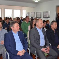 FOTO: ZTR Lendava ob 3. obletnici predstavil svoje delo