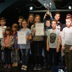 Osnovnošolci so se pomerili na 12. MIKKovem šahovskem turnirju