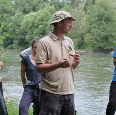 Predstavnik civilne iniciative za ohranitev reke Mure je postal član v komisiji Slovenija – Avstrija
