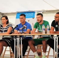 Marco Balbul: »Igre ne bomo spreminjali, igrali bomo tako kot smo dosedaj«