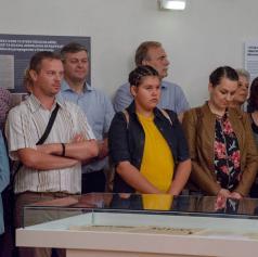 FOTO: Z odprtjem razstave se je v Beltincih začel 49. Mednarodni folklorni festival