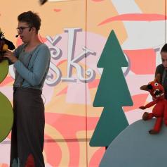 FOTO: Otroci uživali ob Lisički zvitorepki