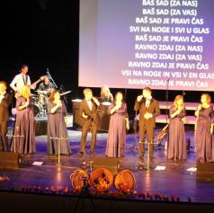FOTO: V Lendavi dobrodelni koncert »Z glasbo do znanja«