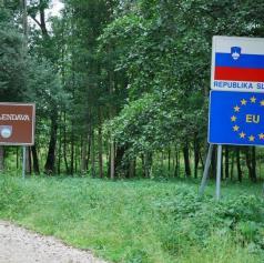 Madžarska na meji s Slovenijo včeraj odprla dodatna mejna prehoda