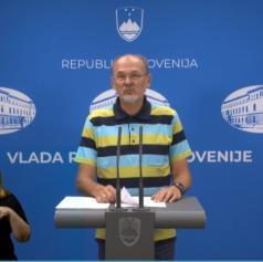 Kacin: Med potrjenimi okužbami v ponedeljek, 7 vnosov s Hrvaške