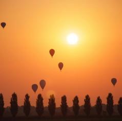 Zadnje dni v avgustu bo Murska Sobota v znamenju balonov