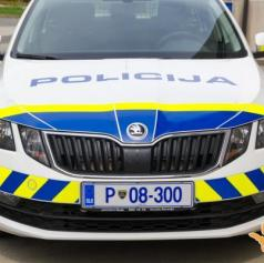 Prometne nesreče, kazniva dejanja, na delu tudi tatovi