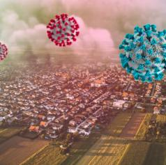 V Pomurju 110 novih okužb, kar 40 v Mestni občini Murska Sobota