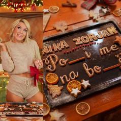VIDEO: Nika Zorjan izdala novo božično pesem