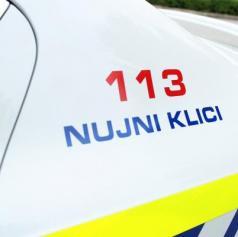 Policisti obravnavali tatvino in izsiljevanje