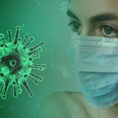 Potrdili 899 novih okužb, 8 oseb je umrlo