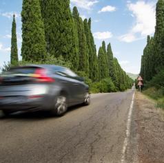 Začenja se nacionalna preventivna akcija nadzora hitrosti