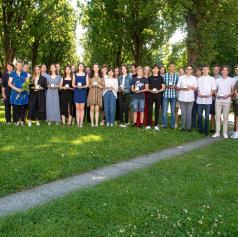 Odličnjaki iz Mestne občine Murska Sobota prejeli županovo petico