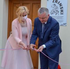 FOTO: V Lendavi otvorili Hrvaški kulturni center Zrinski